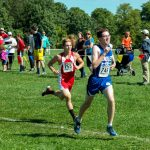 Southfield Christian High School Boys Varsity Cross Country finishes 10th place