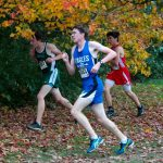 Southfield Christian High School Boys Varsity Cross Country finishes 4th place