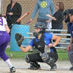 Southfield Christian High School Varsity Softball beat Inter-City 5-4
