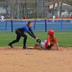 Southfield Christian High School Varsity Softball beat Clarenceville High School 6-1