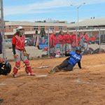 Southfield Christian High School Varsity Softball beat Clarenceville High School 14-0