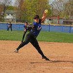 Southfield Christian High School Varsity Softball beat Marian High School 6-1