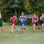 Southfield Christian High School Boys Varsity Cross Country finishes 6th place