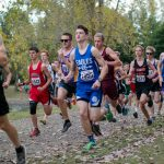 Southfield Christian High School Boys Varsity Cross Country finishes 5th place