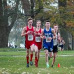 Cross Country finishes 5th place at Regional