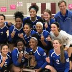 Volleyball beats Franklin Road Christian 3-0 for 3rd Straight District Title