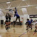 Southfield Christian High School Girls Varsity Volleyball beat Our Lady of the Lakes High School 3-1
