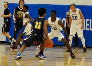 Basketball Pics vs. Goodrich