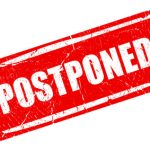 2/12 Cheer Competition Postponed