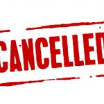 Weather Cancellations for August 28