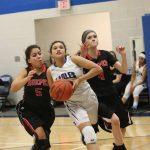 Girls Varsity Basketball beats Roeper 42 – 21