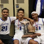 3 Eagles Named to the AP All State Basketball Team