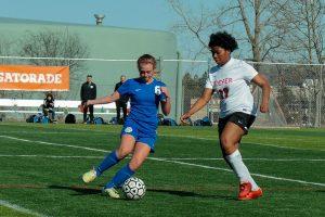 Girls Soccer Pics vs. Roeper