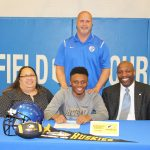Sanders Heading to Michigan Tech for Football
