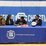Washington Signs to Play Basketball at the University of Pennsylvania