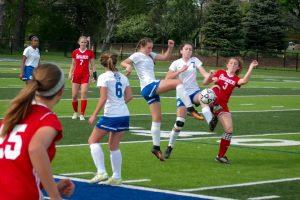 Girls Soccer Pics vs. LNW