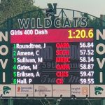 Eagles Have Record Setting Day at Oakland County Track Championship