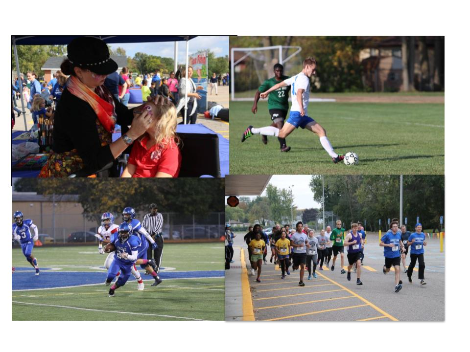 Homecoming and 5K Registration Information