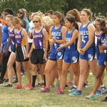 Girls Varsity Cross Country finishes 8th place at Jefferson High School