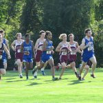 Boys Varsity Cross Country finishes 7th place at Oakland Christian Small School Invite