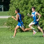 Cross Country Runs Dual VS. Crestwood