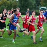 Boys Varsity Cross Country finishes 6th place at Oakland Christian MIAC Jamboree 1