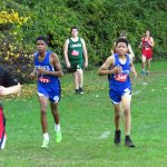 Boys Varsity Cross Country finishes 7th place at Lutheran HS – Westland MIAC Jamboree 2