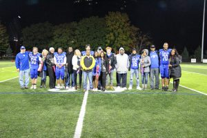 Football Senior Day Pictures
