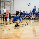 Volleyball District Final Pictures