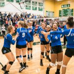 Volleyball State Quarterfinal Information