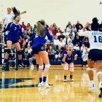 Volleyball Advances to the Final Four with Win Over Kingston