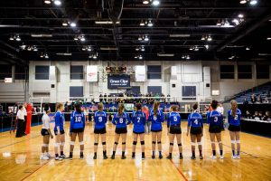Volleyball Semifinal Pics Courtesy of D. Veldman
