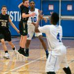 JV Basketball Pics vs. OCS Courtesy of D. Veldman