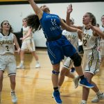 Girls Basketball Districts Pics Courtesy of D. Veldman