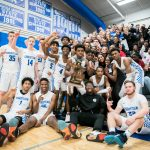 Boys Basketball Wins 3rd Straight Regional Title Over Lenawee Christian