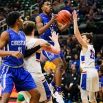 Boys Basketball Defeats Dollar Bay to Advance to State Final