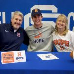 Wiggins Chooses Hope College for Football