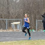 Girls Track Competes at 2nd MIAC Jamboree