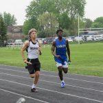 Boys Varsity Track finishes 1st place at Warrior Invite