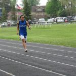 Boys Varsity Track finishes 2nd place at Lutheran High School – Westland