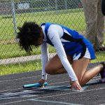 Girls Track Continues to See Improvement