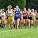 Cross Country Takes on the Hills at the Averill Invite