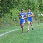 Cross Country Competes at Duane Raffin Festival of Races