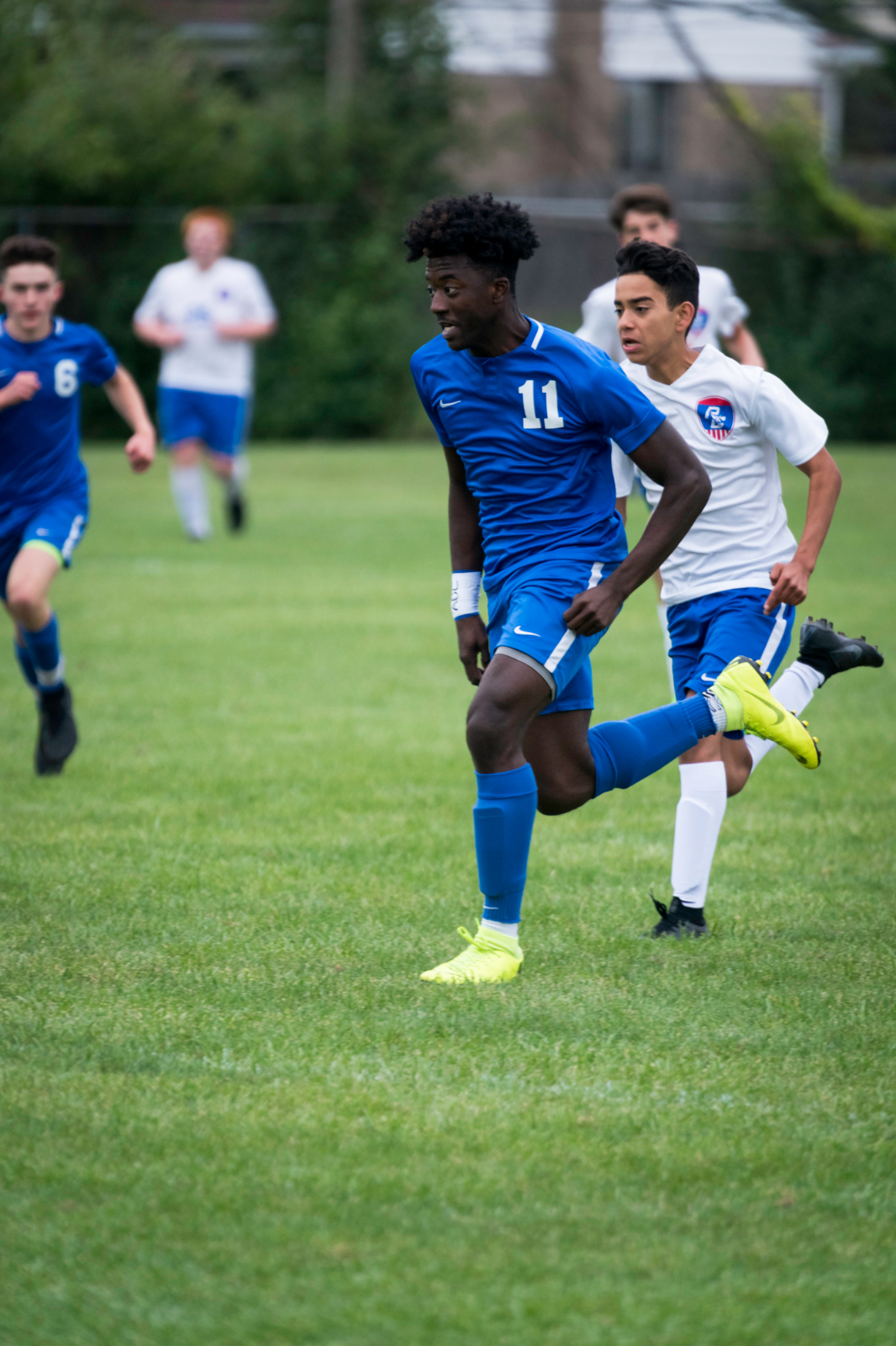 Little Earns All State Honors in Soccer