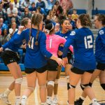 Volleyball Falls to Charyl Stockwell