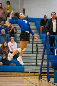 Volleyball Pics vs. Stockwell Courtesy of D. Veldman