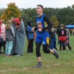 Cross Country Drops Times at Gabriel Richard Invite