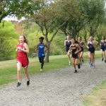 Cross Country Tunes Up at Spencer Park Quad