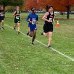Cross Country Finishes the Season with Fast Times at Regional
