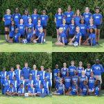 Middle School Fall Sports Awards Recap